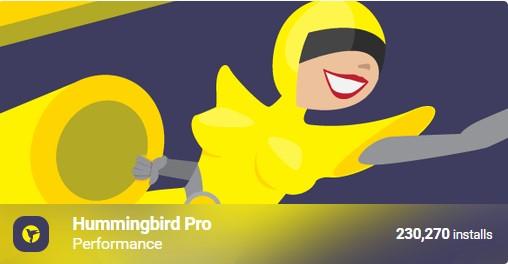 Hummingbird Pro:让您的网站加速如飞