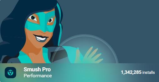 Smush Pro:优化全站图片